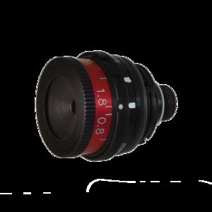 centra iris aperture 1,8 Indoor red