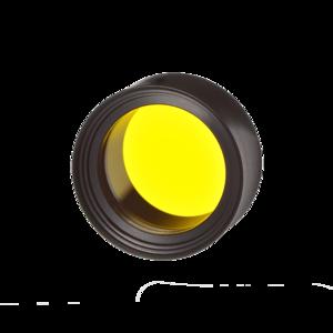 Zeiss/Simaux Filterträger gelb, Filtersystem für Zielfernrohre