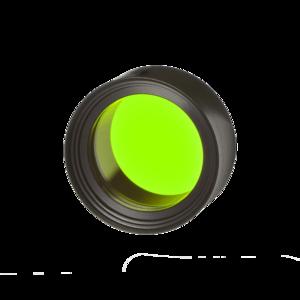 Zeiss/Simaux Filterträger grün, Filtersystem für Zielfernrohre