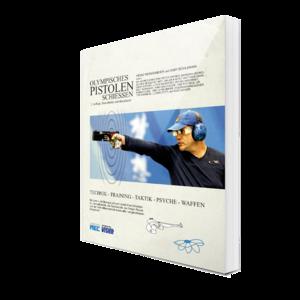 Buch Olympisches Pistolenschießen, Buch Olympisches Pistolenschiessen, Autor Heinz Reinkemeier