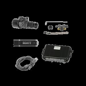 Scatt MX-02, Lieferumfang