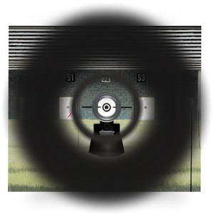 Zielansicht mit Duplex