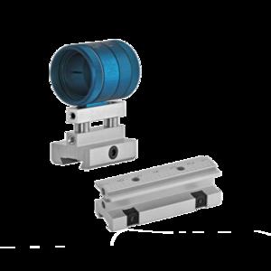 centra front sight tunnel Score HR blue, inclusive rear sight elevation Block Max