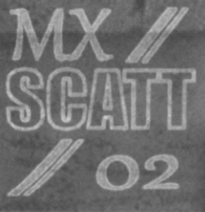 Scatt MX-02 logo